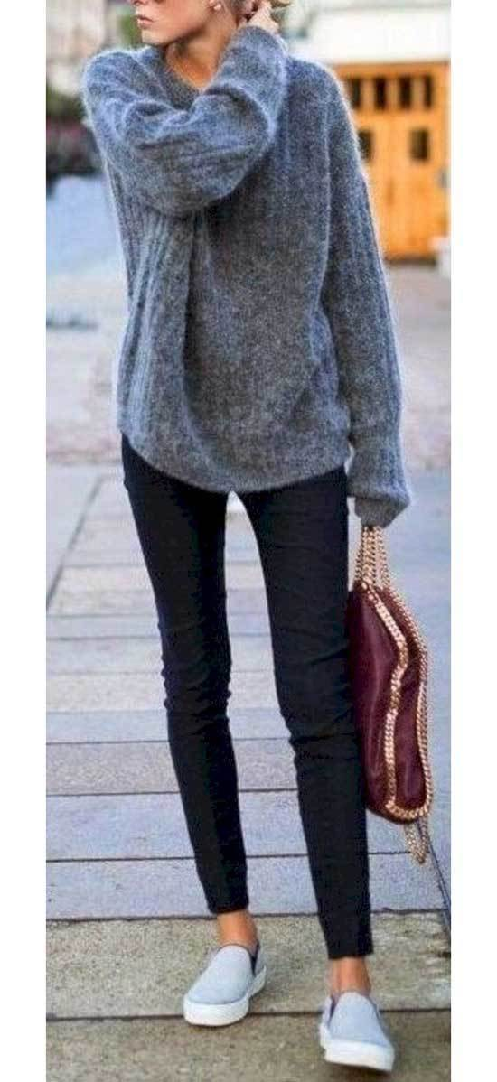 Easy Cold Weather Outfits for Women