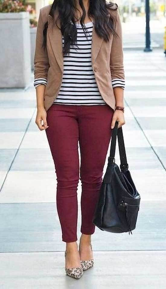 Easy Spring Outfits for Women