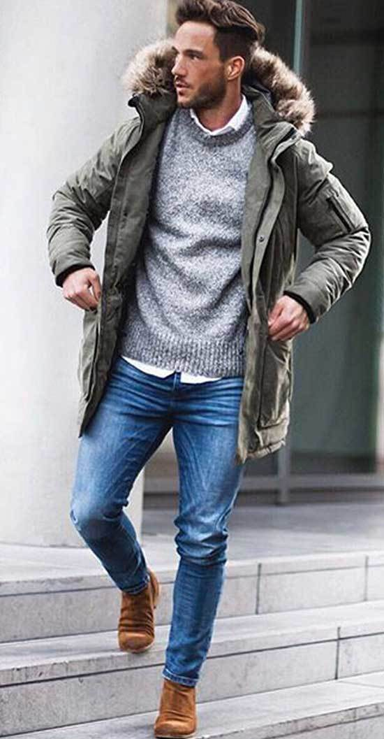 Men Street Style Smart Outfits