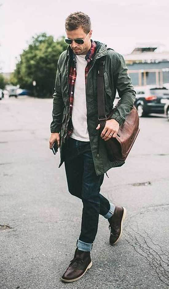 Stylish Men Street Style Outfits