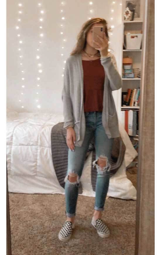 Easy School Outfits for Women