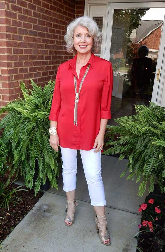 Spring Fashion for Women Over 50