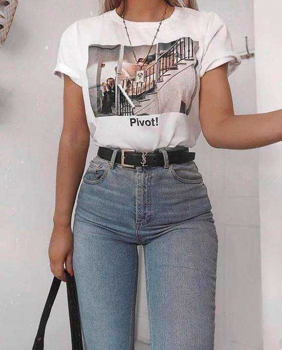 90s Jeans Outfit Ideas