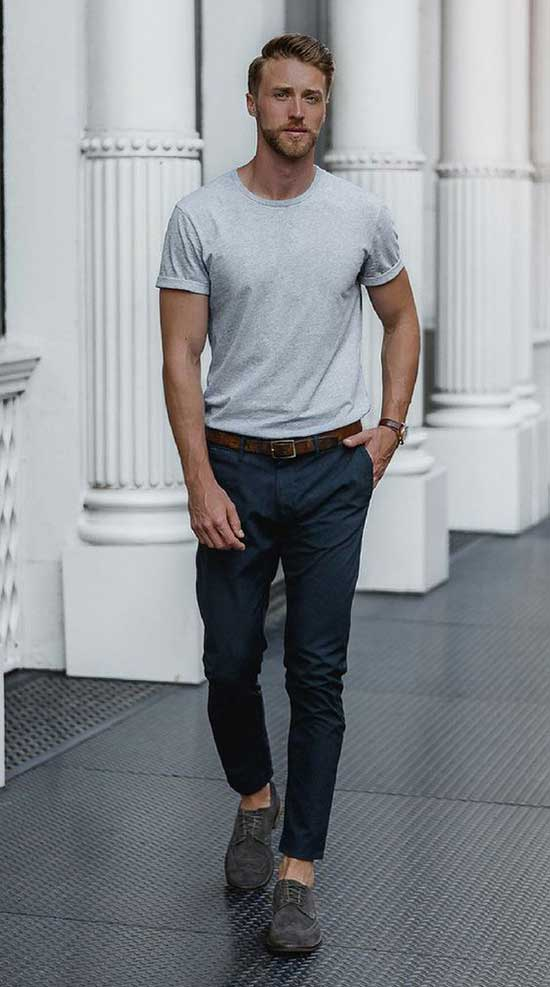 Classic Mens Casual Outfit Ideas