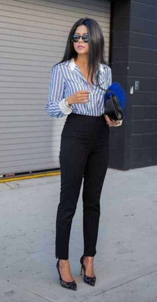 Classy Professional Summer Work Outfits