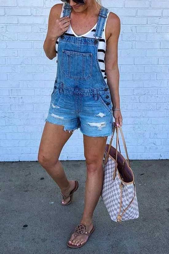 Jeans Summer Outfit Ideas