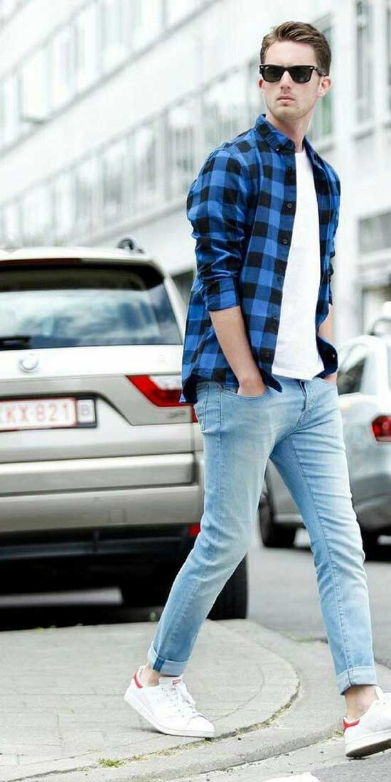 Mens Casual Jeans Outfit Ideas