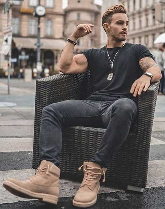 Mens Casual Streetwear Outfit Ideas