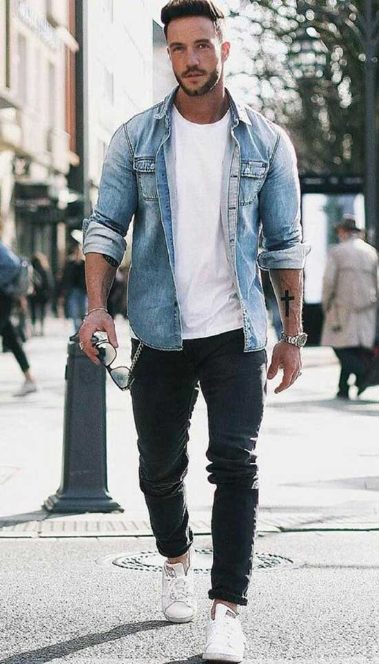 Mens Casual Trendy Outfit Ideas