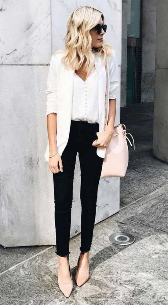 Simple Professional Summer Work Outfits