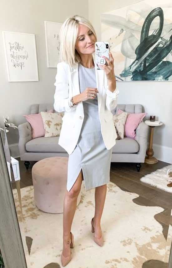 Smart Professional Summer Work Outfits