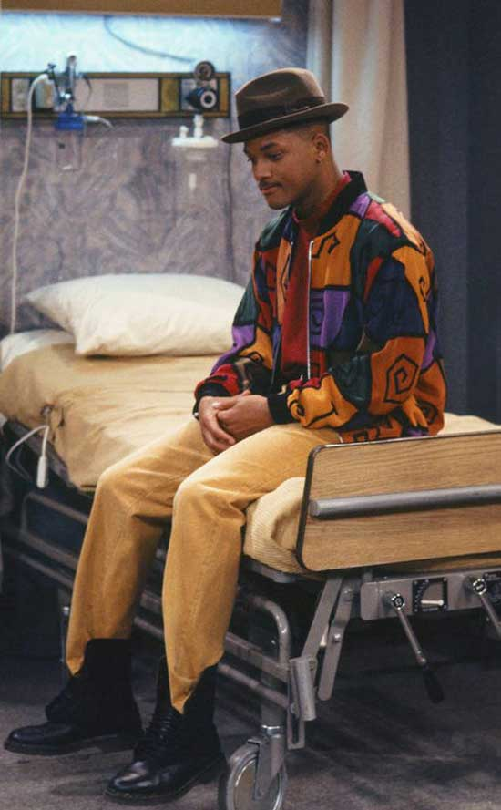 Will Smith Fresh Prince Outfits