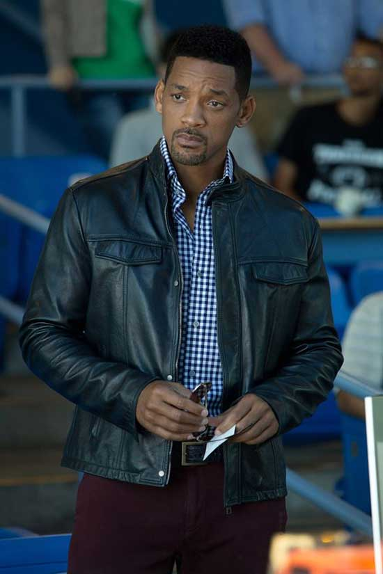 Will Smith Leather Jacket Outfits