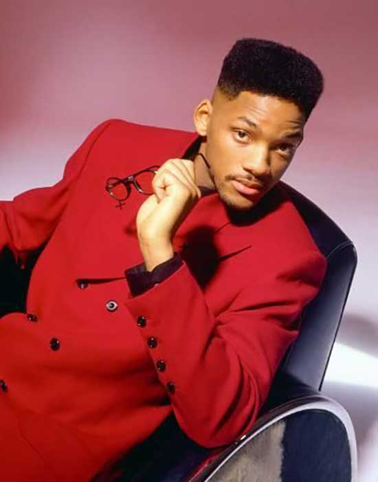 Will Smith Looks