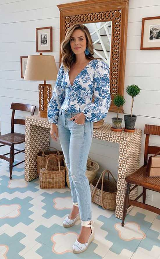 Daily Look Blouse Outfits-16