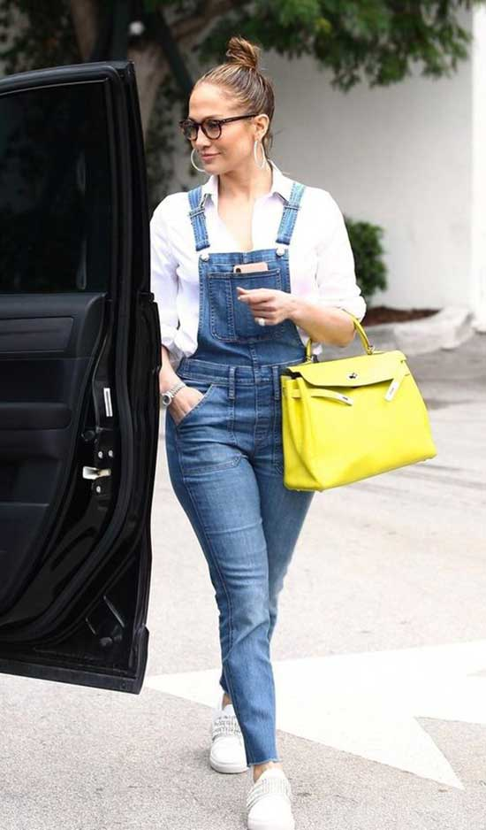 Jeniffer Lopez Overall Outfits-23