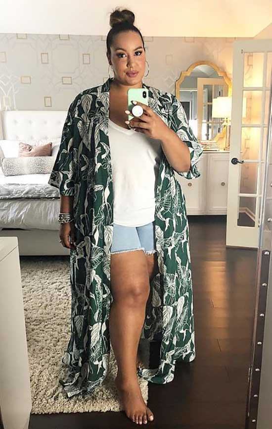 Summer Outfits for Curvy Women-28