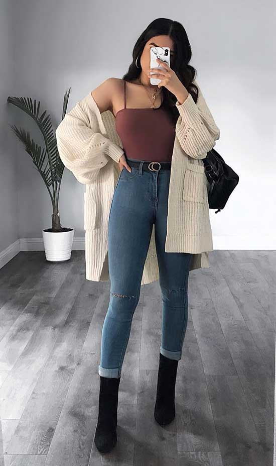 Simple Outfits for Ladies-29