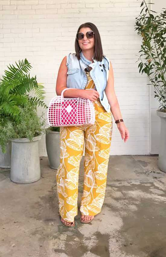 Summer Outfits for Curvy Women-30