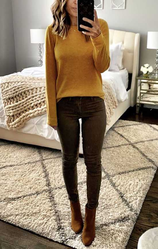 Daily Look Sweater Outfits-6