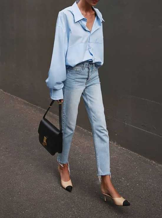 Daily Look Denim Outfits-8