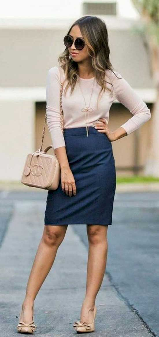 Chic Summer Professional Outfits