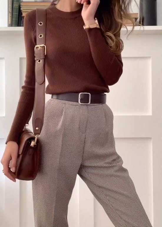Classy Simple Outfits for Ladies