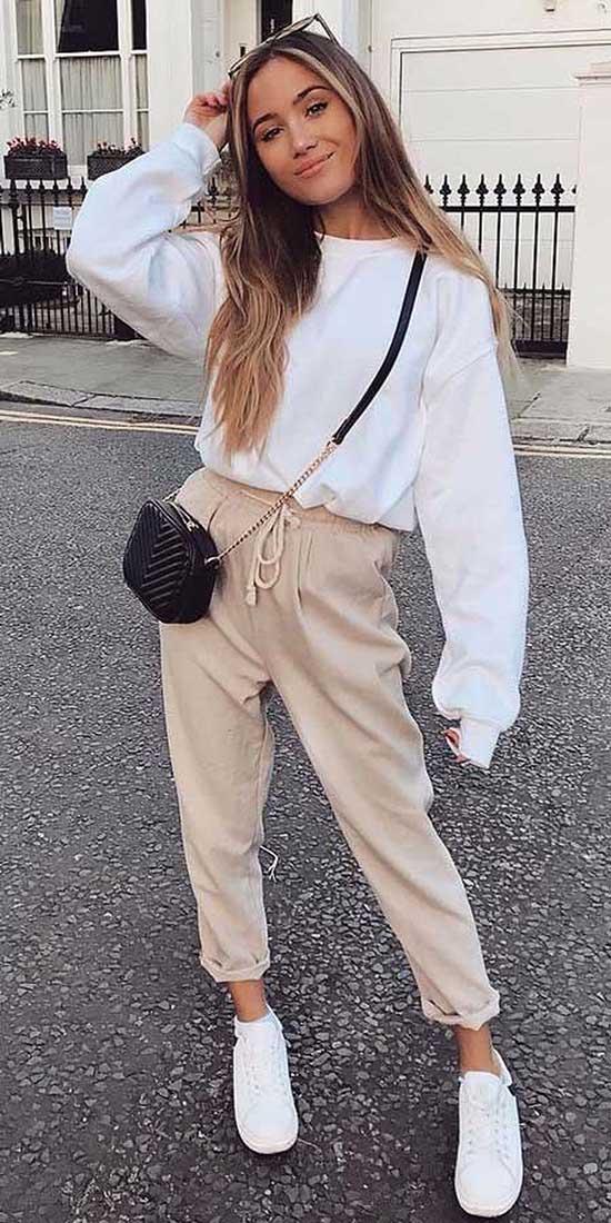 Cute Simple Outfits for Ladies