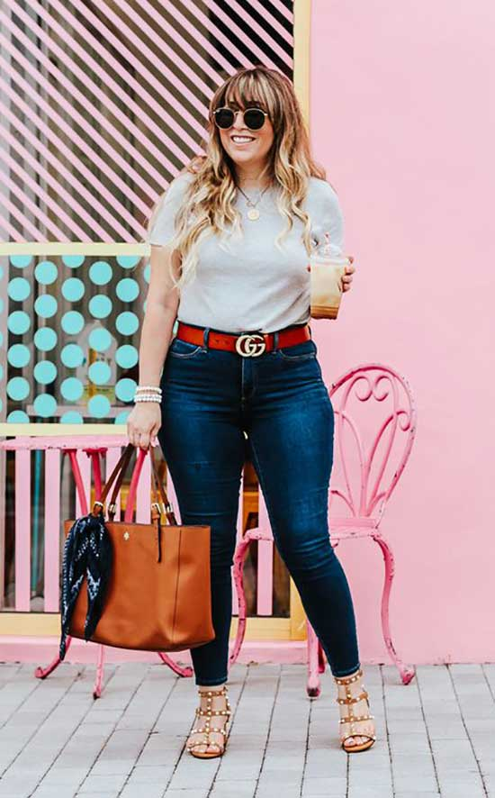 Cute Summer Outfits for Curvy Women