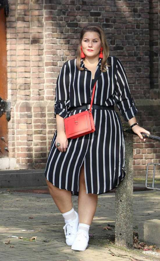 Latest Summer Outfits for Curvy Women