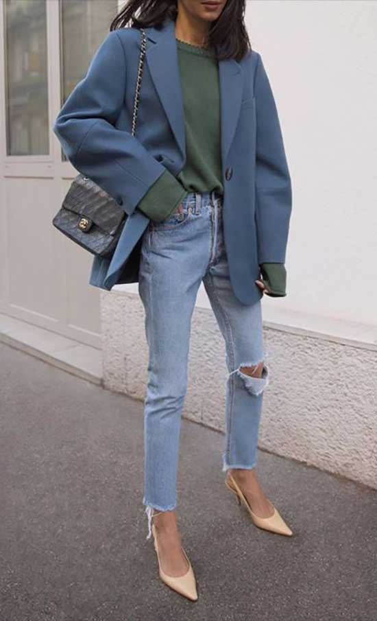 Simple Fall Outfits for Ladies