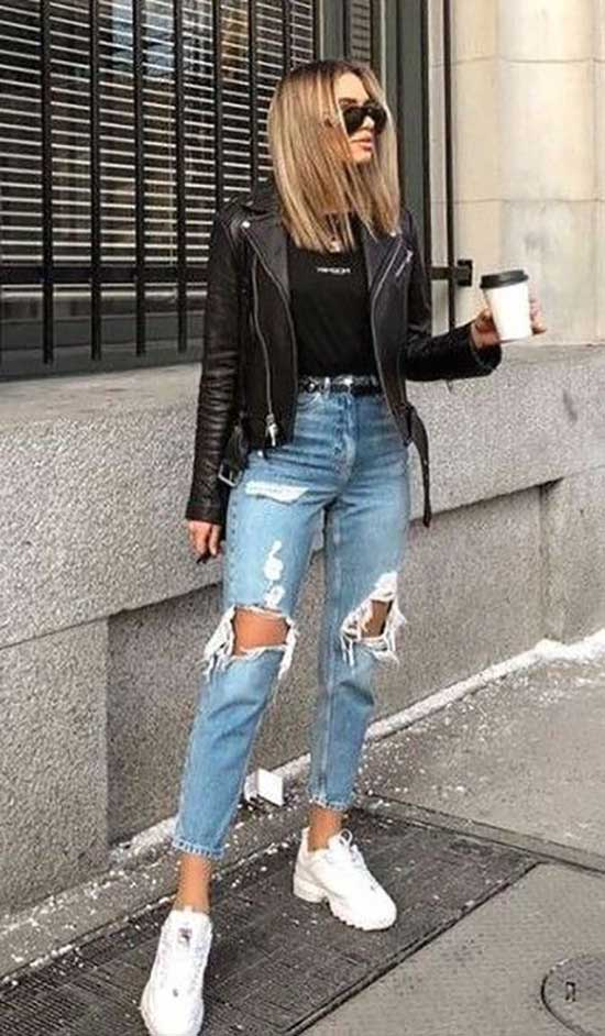 Simple Spring Outfits for Ladies