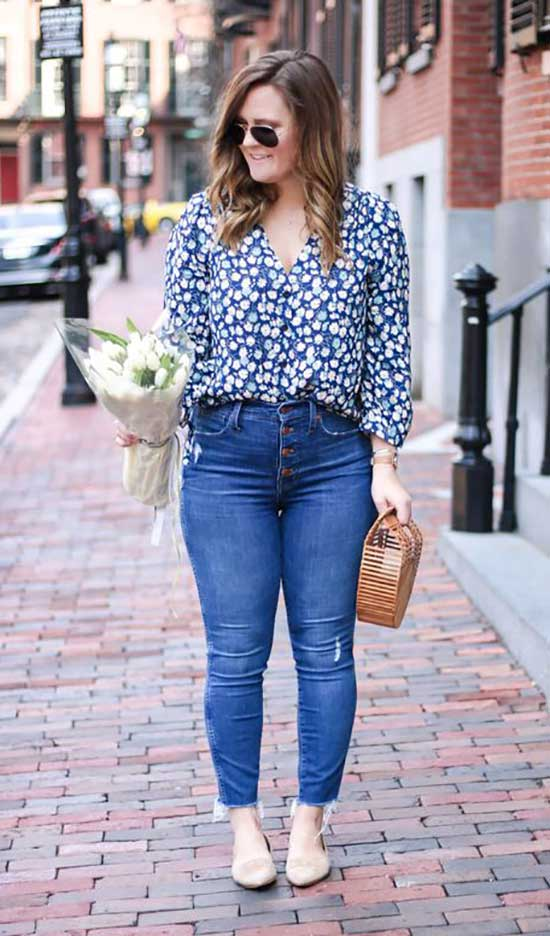 Summer Outfits for Curvy Women
