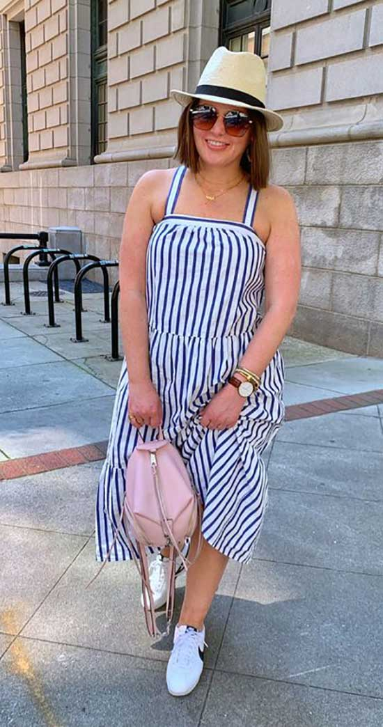 Summer Outfits for Plus Size Ladies