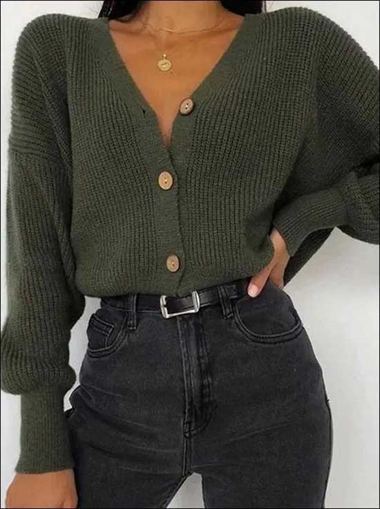 Trendy Simple Outfits for Ladies