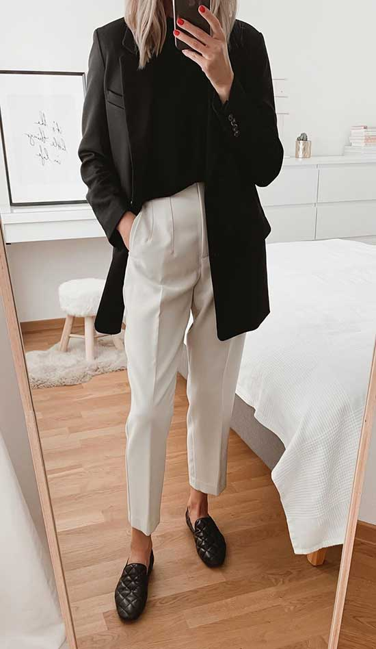 Zara Simple Outfits for Ladies
