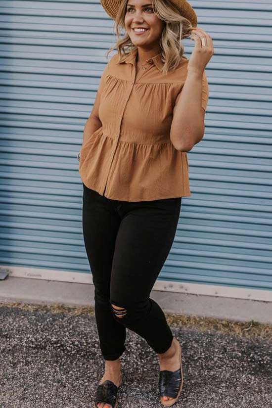 Casual Fall Curvy Outfits-10