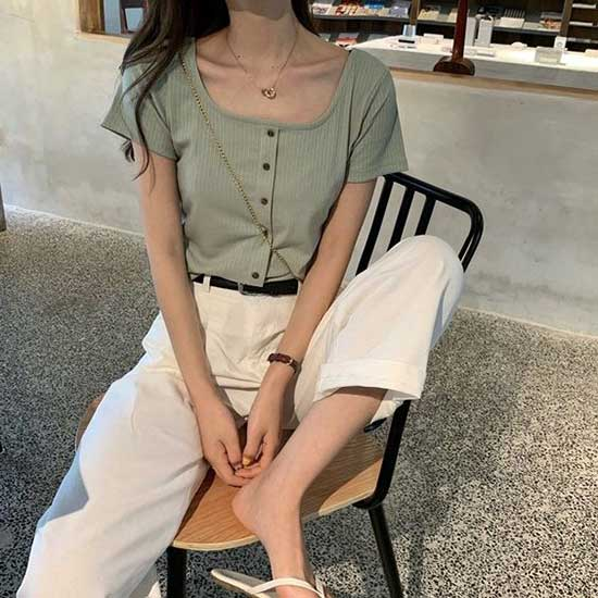 Korean Casual Outfit Ideas-10