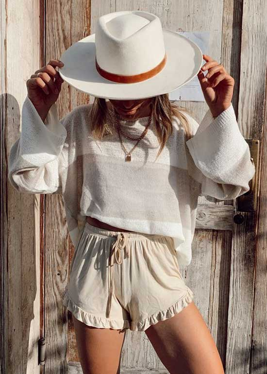 Chic Cute Casual Summer Outfits-11