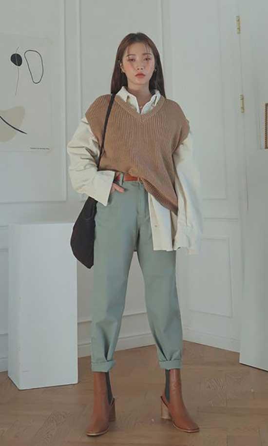 Korean Winter Outfit Ideas-11