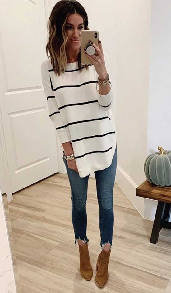 Casual Fall Oversized Outfits-13
