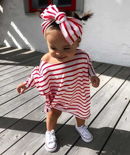 Cute Little Girl Summer Clothes Outfits-14