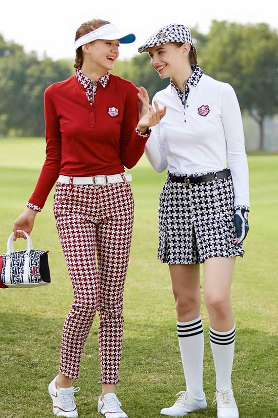 Cute Golf Spring Outfits for Ladies-14