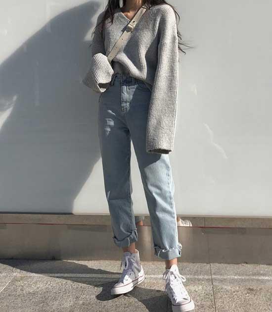 Korean Spring Outfit Ideas-16