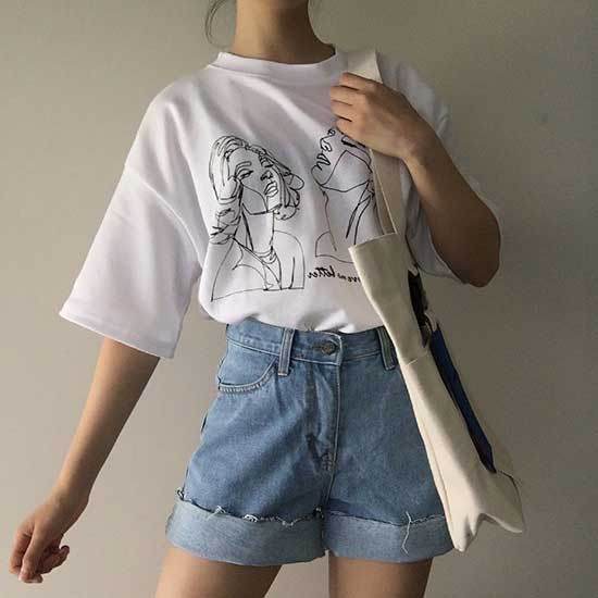 Korean Summer Outfit Ideas-19