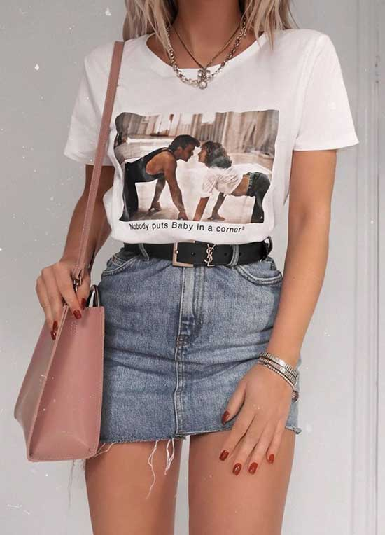 Popular Cute Casual Summer Outfits-20