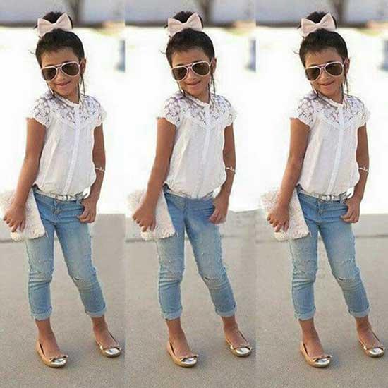 Cute Little Girl Summer Outfits-22