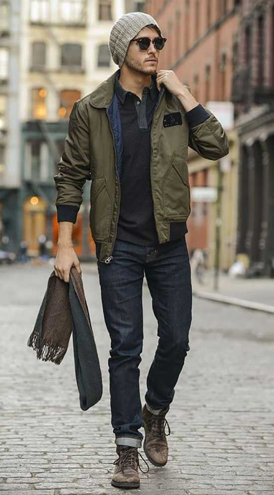 Date Night Outfits for Men-22