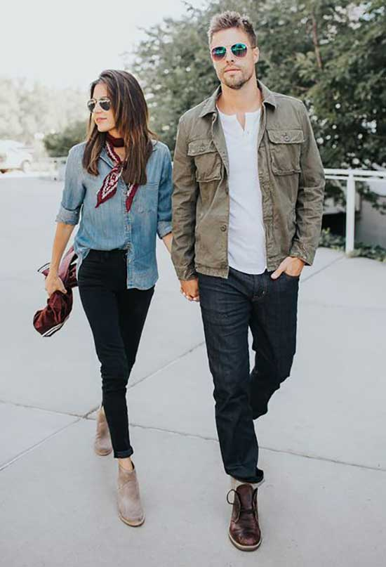 Date Night Outfits for Men-23