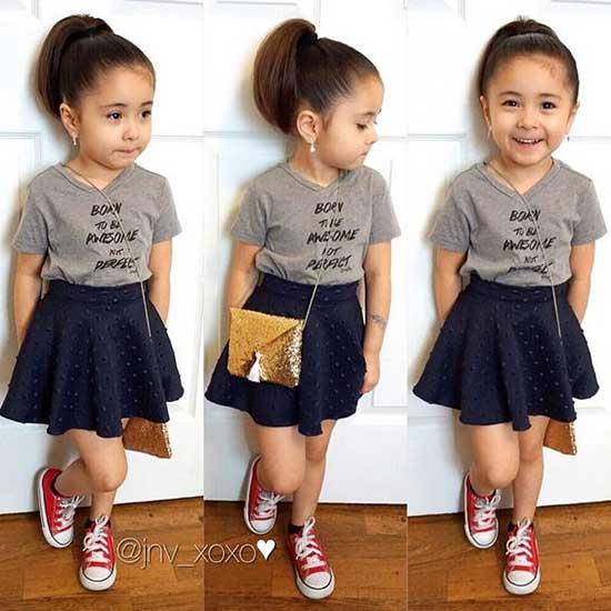 Cute Little Girl Summer Outfits-29